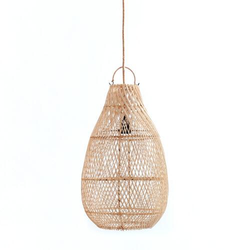 hanging lamp natural grass