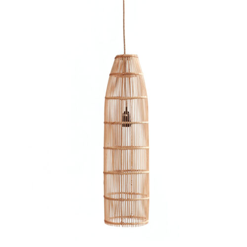 hanging pendant in natural colour