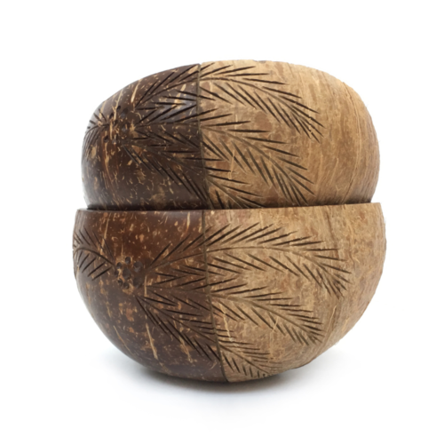 Palm_800ml bowls made from coconut shell