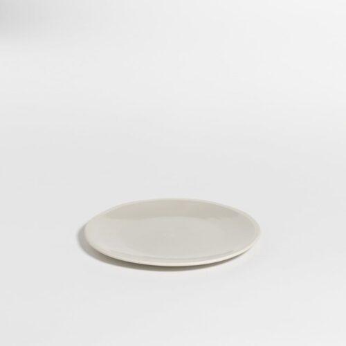small mushroom colored plate